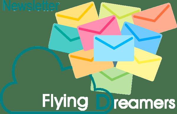 Flyingdreamers - Newsletter: Suscríbete!
